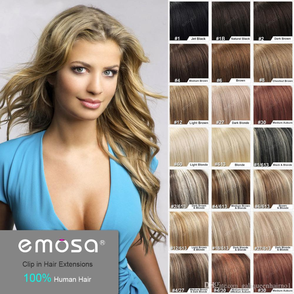 16 18 20 22 26 full head remy clip in human hair extension 16 18 20 22 26 full head remy clip in human hair extension straight human hair black brown blonde optional 70g20 inch human hair extensions blonde hair pmusecretfo Images