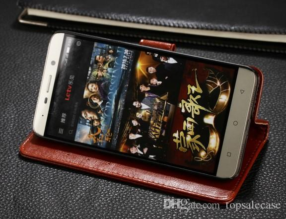 Leuk voor Letv Le Max X900 Case Flip Kleurrijke Luxe Ultradunne Cover Lederen Case voor Letv Le Max X900 MX1