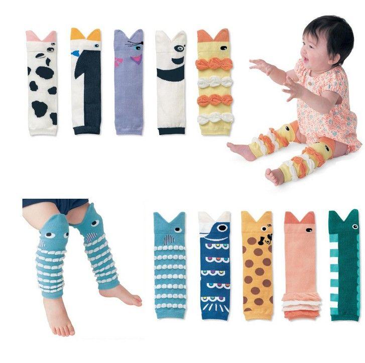 2016 Spring Baby Leg Warmers Animal Kneepad Boot Crochet Cartoon Leg Warmers Boot Cuffs Boot Toppers for Kids Winter Warm Boot Socks K6329