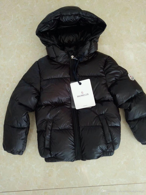 Acheter Chaud Filles Bébé Enfants D'oie Garçons Vêtements Duvet 90 nT1x6OPqwn