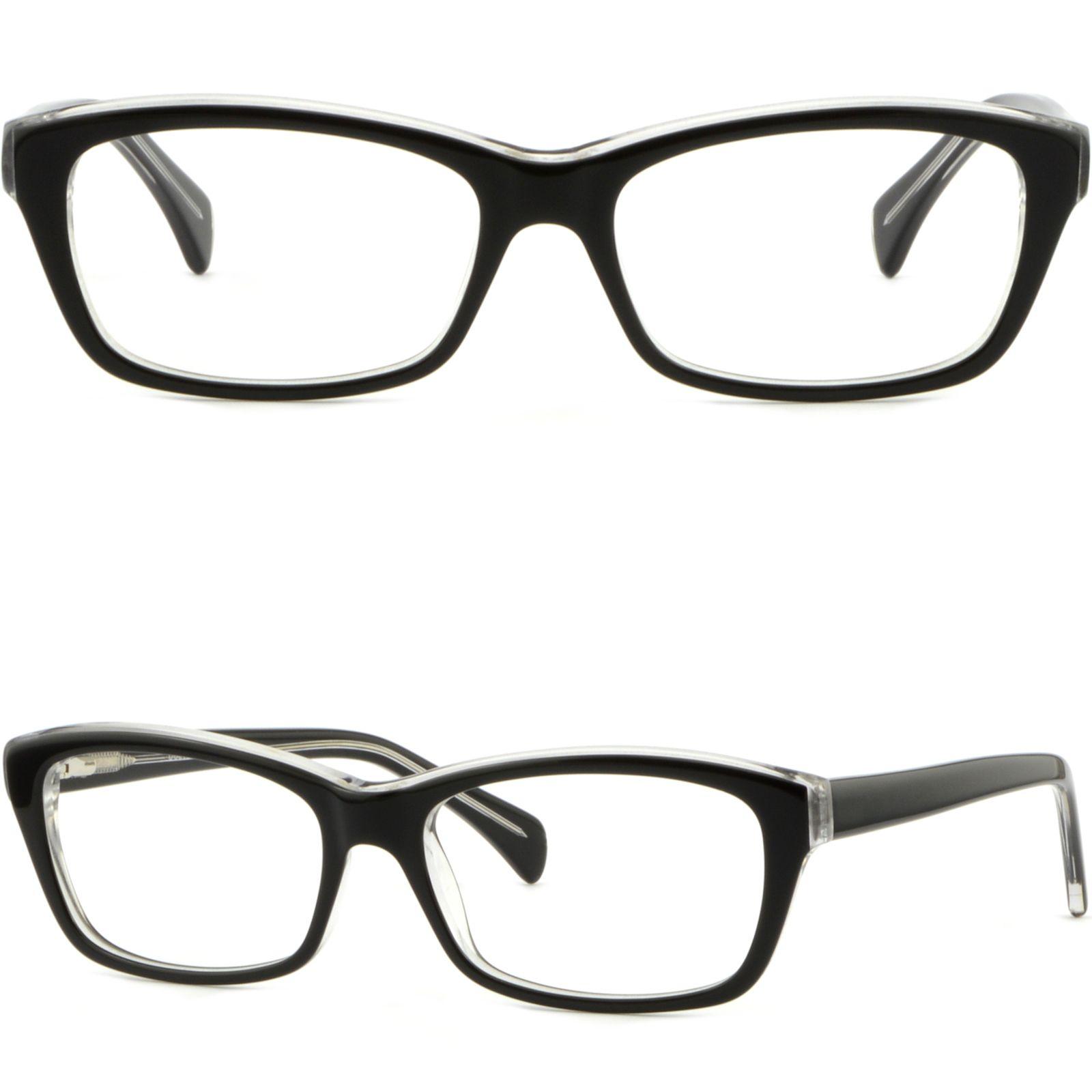 ea66702358d Rectangular Men Women Frame Spring Hinge Plastic Anti Glare Prescription Glasses  Glasses Frame Online with  23.9 Piece on Aceglasses s Store