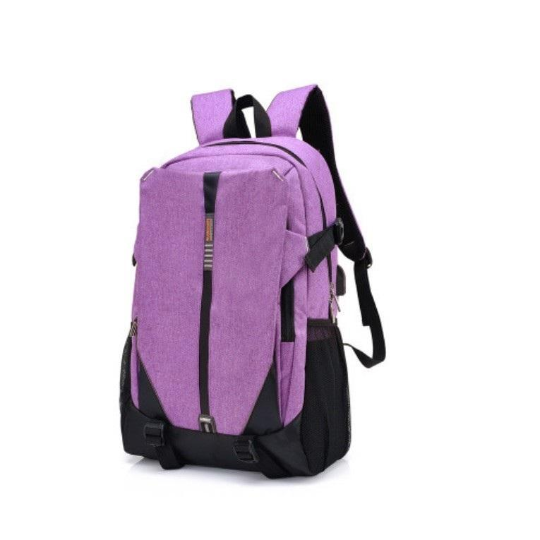 2017 High School Bags for Teenage Book Bag Boys girls USB Schoolbag Teen Canvas Men Women Backpack Male Back pack Laptop