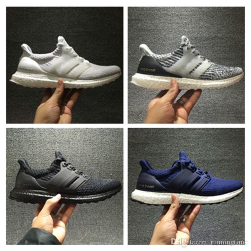 HOT Deals Ultra 3.0 Triple Black White Blue Men Women Running Sports Shoes  UB 3.0 Breathable Quality Sports Sneaker Ultra 3.0 RUNNING SHOES Women SHOES  ... 4761d11b0