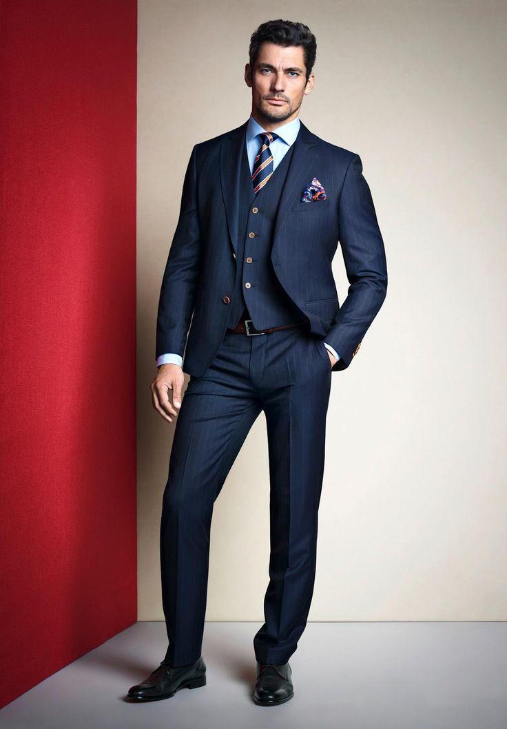 Beautiful Navy Blue Tuxedos For Weddings Ideas - Styles & Ideas 2018 ...