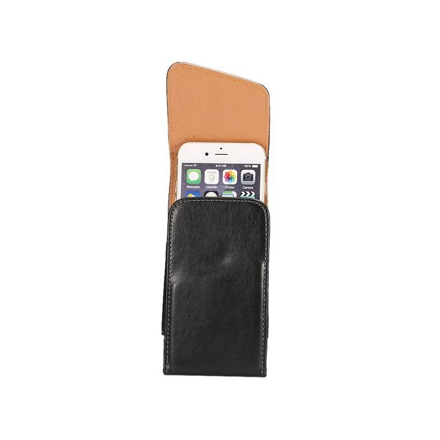 Flip Leather Pouch Sleeve Case Universal Clip belt Hip Holster Hasp For iPhone 7 6 6S Plus 5S 4S Samsung Galaxy S6 S7 Edge S5 Note 5 4 skin