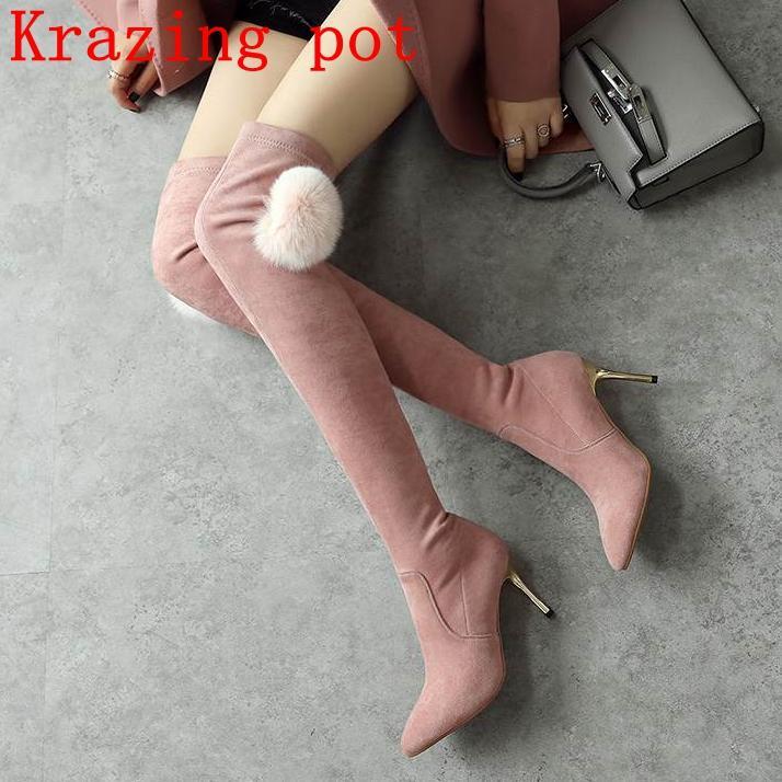 Großhandel Heißer Verkauf Flanell Nerz Haar Winter Schuhe Warm