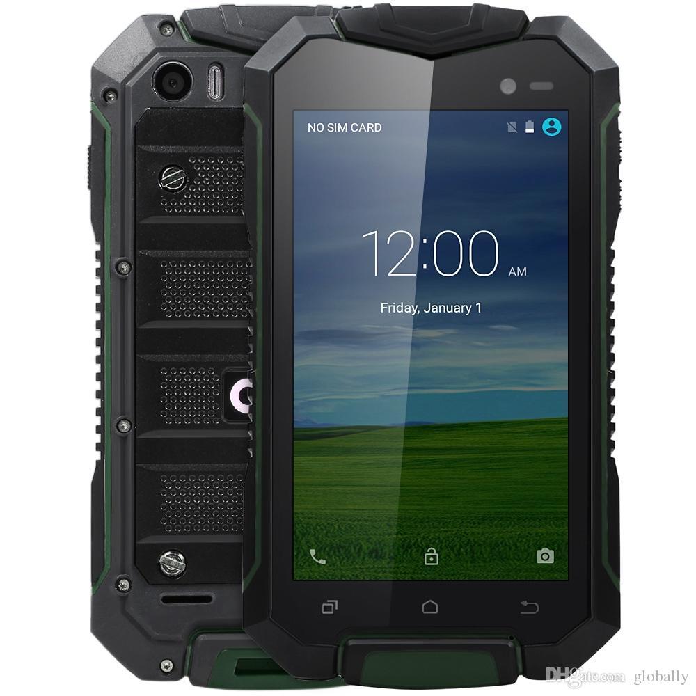 Oeina XP7700 Android 5.1 4.5 pollici 3G Smartphone MTK6580 1.3 GHz Quad Core 512 MB di RAM 8 GB ROM GPS antipolvere Antiurto