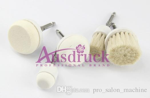 Electric Facial Cleansing Brush Scrub Borstar Rotary Face Care Massager Facial Brush