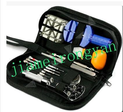 Case Opener Remover Adjuster Repair Tool Set watch repair tool for a set watch and clock Watch repair tool kits