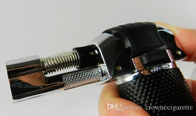 1300'C Metal Melting Butan Jet Torch Feuerzeug Tragbare Löten Lötmittel Große Schweißen Lötpistole Werkzeuge Butangas Jet Flame Torch Feuerzeug