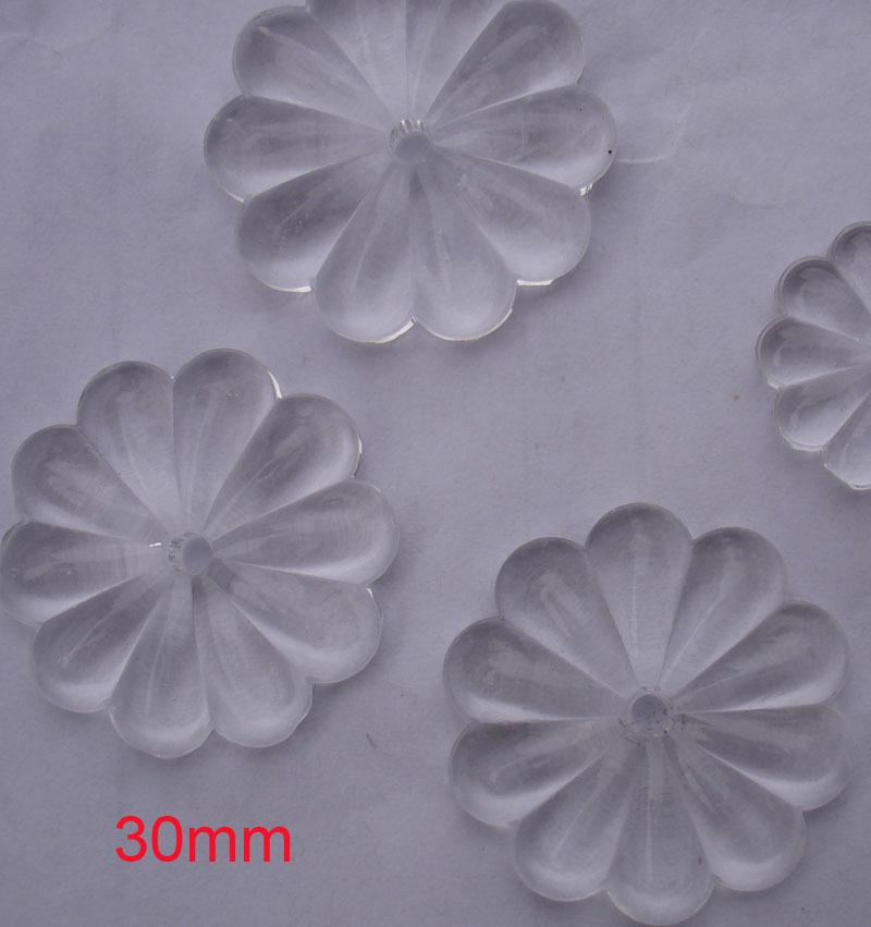 2018 30mm crystal chandelier beads glass rosette flower beads 2018 30mm crystal chandelier beads glass rosette flower beads crystal curtain beads glass chandelier beads from amy15260 5038 dhgate mozeypictures Choice Image