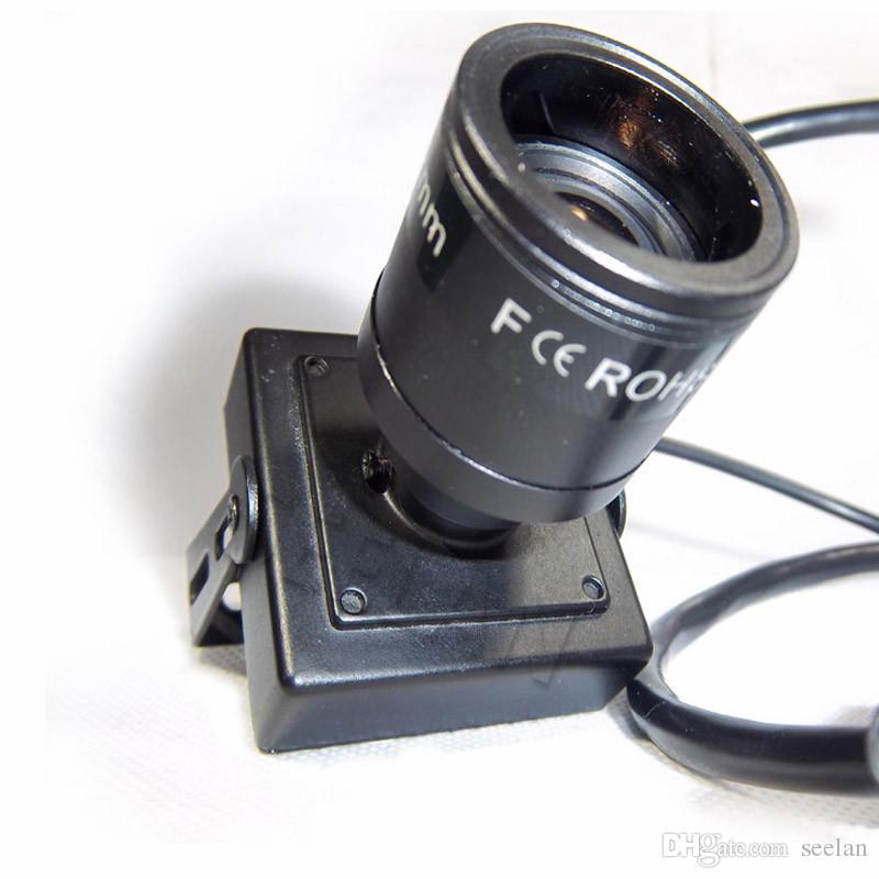 960 P 1.3MP mini IP Kamera ONVIF 2.8-12mm manuel değişken odaklı zoom lens P2P Tak ve Çalıştır braket güvenlik kamera cctv kamera