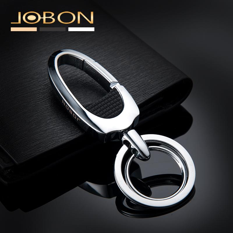 High Quality Brand Stainless Steel Luxury Keychain For Women Man Car Key  Chain Key Ring Birthday Gifts Key Holder Leather Key Ring Unique Keychains  From ... 7ad9729837