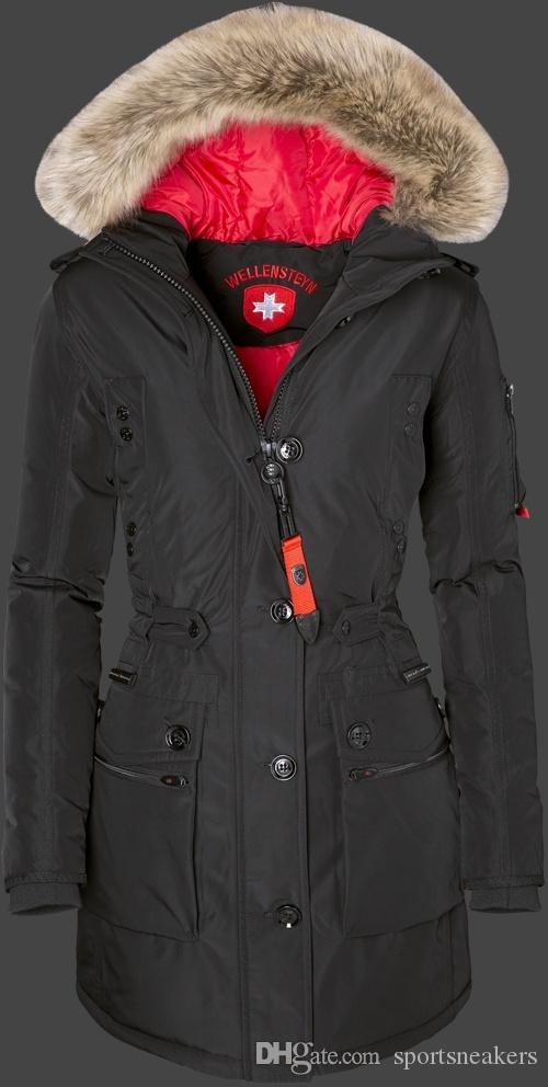 Wellensteyn jacke damen quasar lady