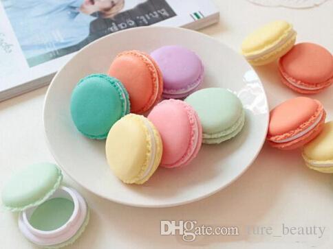 Cute Candy Color Macaron Mini Storage Box Jewelry Box Pill Case Birthday Gift