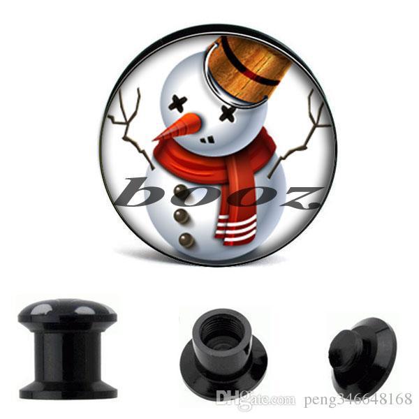 pour le piercing du cartilage bouchons d'oreille plugers tunnels livraison gratuite