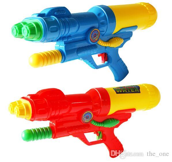 Im Freienspielwaren-Swimmingpoolspielzeugstrand des kühlen Sommers spielt im Freien Spielzeug-Notfallwasserpistole 40x18cm Qualität freies Verschiffen
