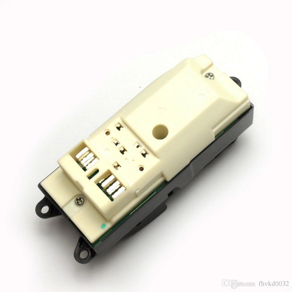 Interrupteur de levage de la fenêtre d'alimentation pour TOYOTA 1997-2001 Corolla _E11_ 84820-12361 84820-52090
