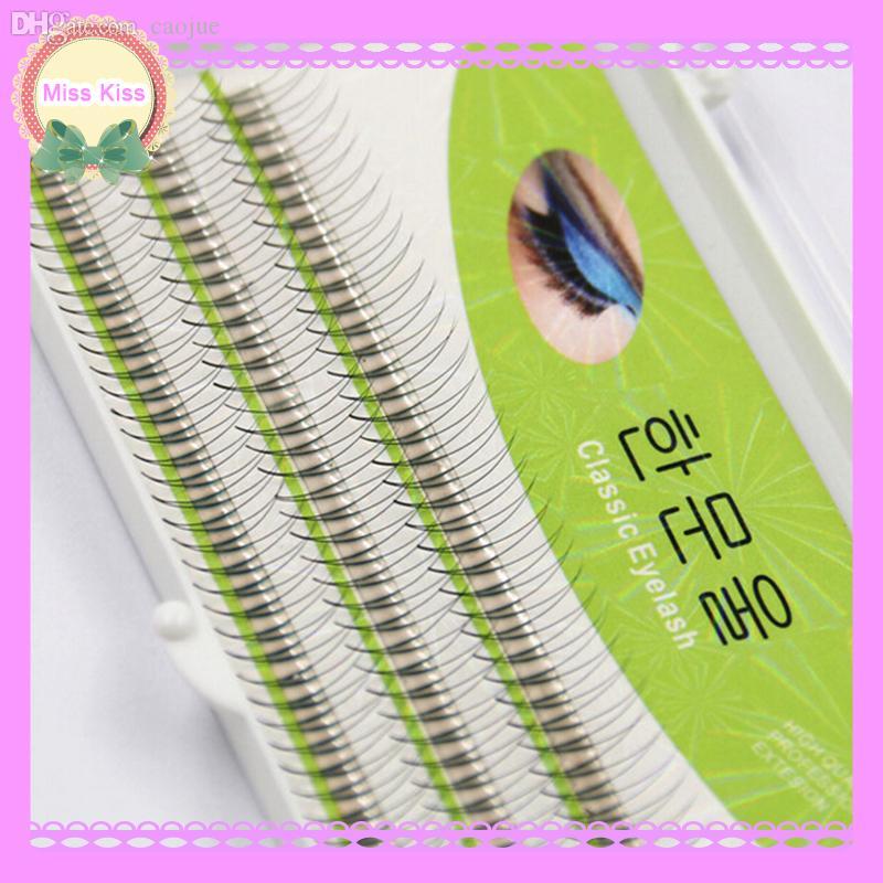 b47c51547a9 Wholesale Hot Sale Women Eyelashes Fashion Individual Black False Eyelash  Cluster Extension 8/10/12mm False Eye Lash Longer Eyelashes Permanent  Eyelash ...