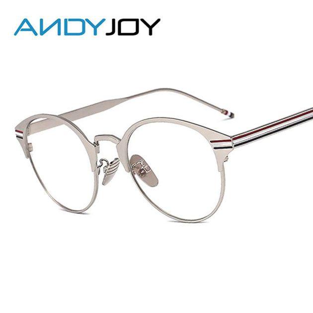 150dc82a9d9 Wholesale- ANDYJOY Fashion Eyeglasses Frames Women Men Optical ...