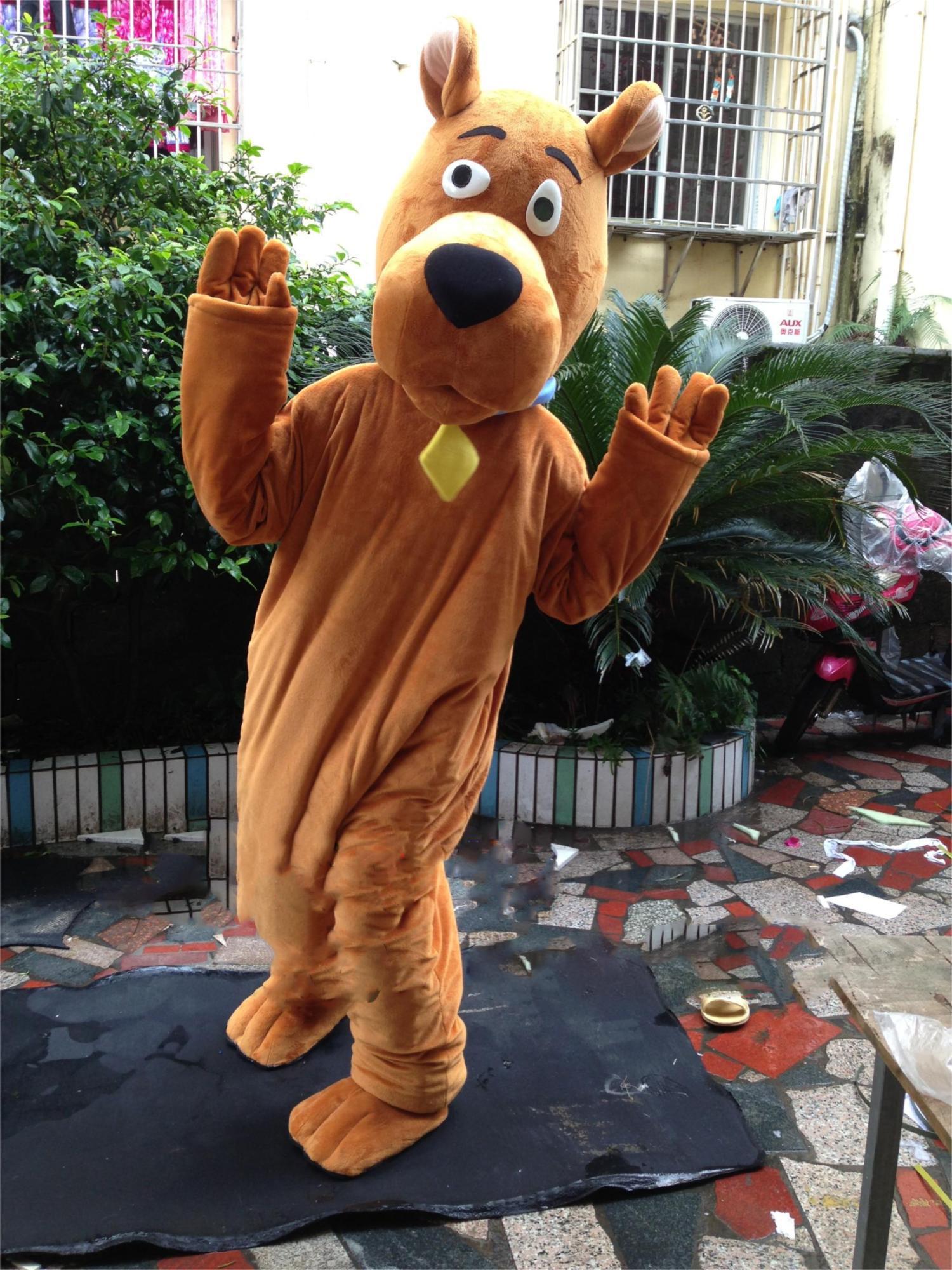 Großhandel Populäres Tier Scooby Doo Hund Erwachsene Plüsch ...