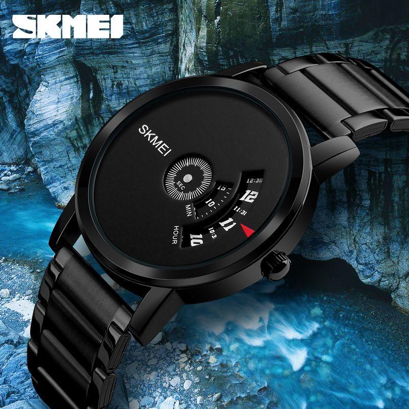 51a12fdb3a90 Compre Skmei Reloj De Cuarzo Para Hombre Relojes Para Hombre De Primeras  Marcas De Lujo Reloj De Pulsera Masculino Reloj Masculino Hodinky Relogio  Masculino ...