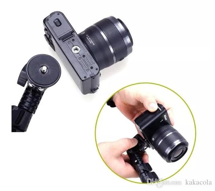 Originale YUNTENG 1288 Selfie Sticks YT-1288 Monopiede Sefie con telecomando Bluetooth Hero 4 Hero3 iPhone6 Samsung S5 Note4