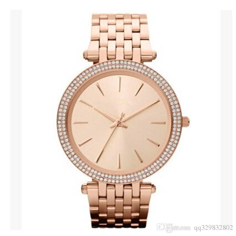 0d2d214e453 Ultra fina mulher de ouro rosa diamante flor relógios 2017 marca de luxo  enfermeira senhoras vestidos feminino dobrável fivela relógio de pulso  presentes ...