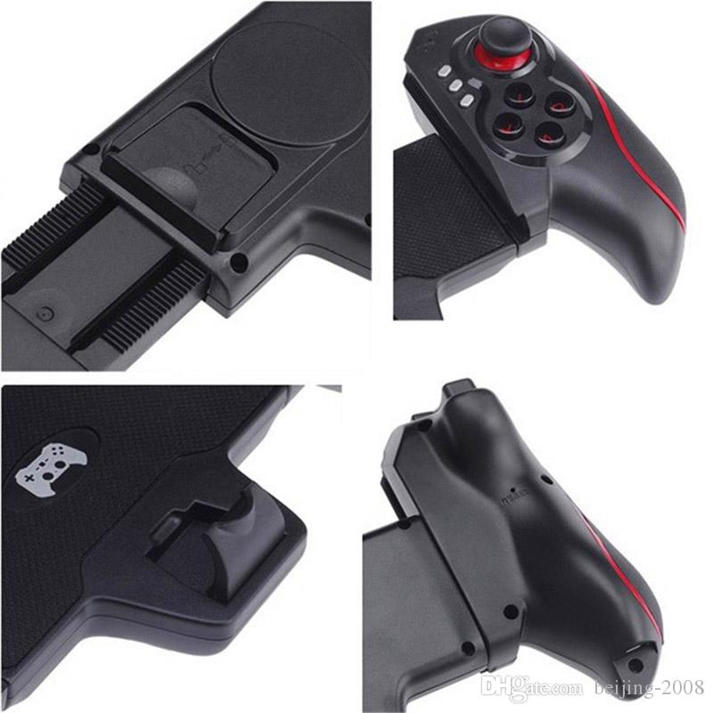 Best Wireless Telescopic Gamepad Bluetooth Game Controller Joystick Game Handle Cell Phone Support 5-10 Inch BTC-938 D3461A 010210
