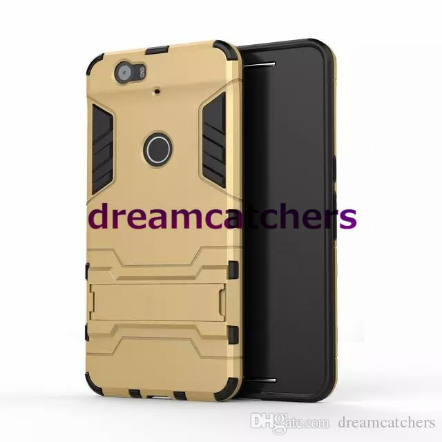 Iron Man Holster Hard Case Hybrid 3 in TPU Heavy Duty Rugged Soft Silicone Cover with holder for iphone 7 6S Samsung S6 S5 HTC M8 LG