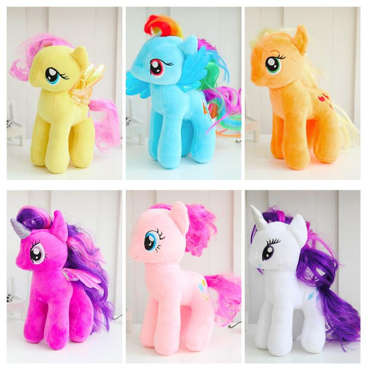 Best My Little Pony Toys And Dolls For Kids : My little pony stuffed animals anime plush toys dolls