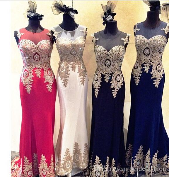 Real Image Burgundy Lace Applique Bead Sheer Cap Sleeve Mermaid Sweep Train Long Formal Evening Dresses Sexy Party Prom Dress Gowns
