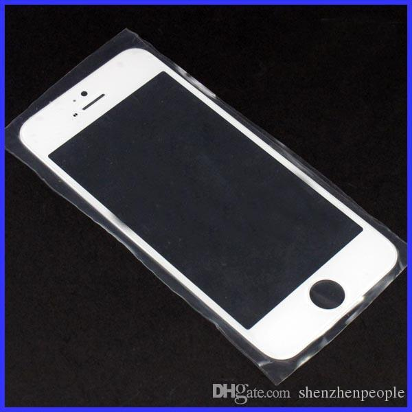 For 4.7inch sony Front Glass Screen Digitizer Touch Panel Screen Cover For mobile phone Glass lens Replacement Part