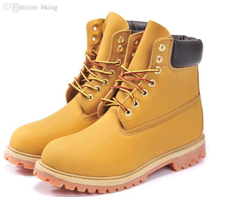 Wholesale-Autumn Winter Men Women Warm Snow Boots Brand Genuine ... d8075ecfdfc4
