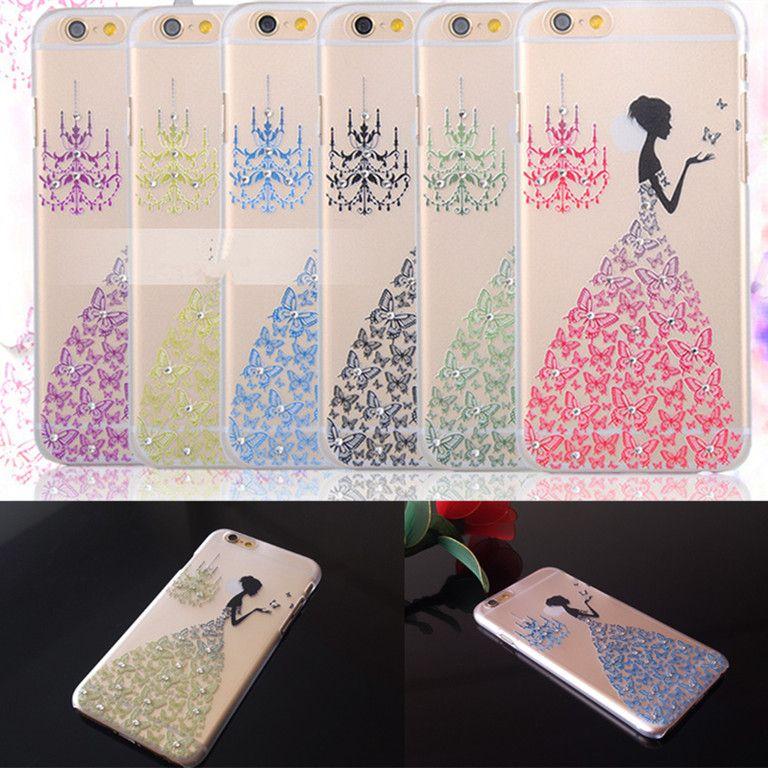 diseños para fundas de celular vestido de boda hermoso de las