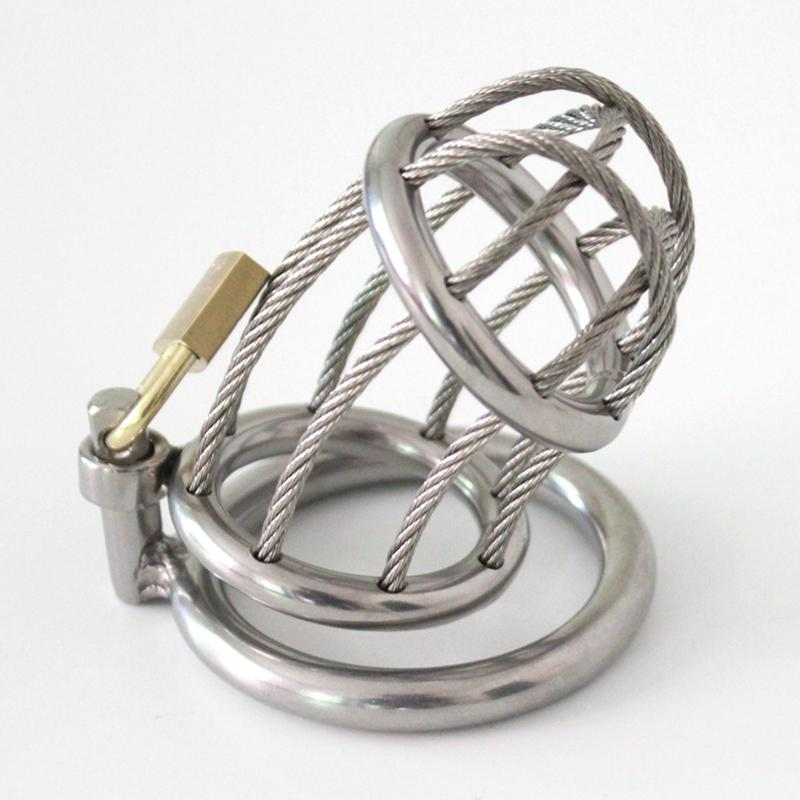 Ring Chastity Cage