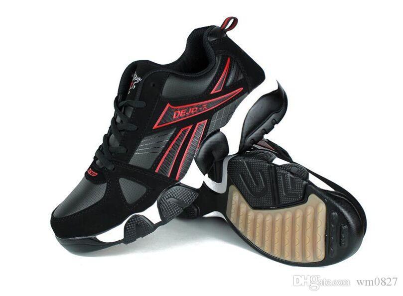 b5418a64 Alta calidad 2015 primavera otoño nuevos hombres Delocrd zapatos deportivos  zapatillas de deporte par de zapatos