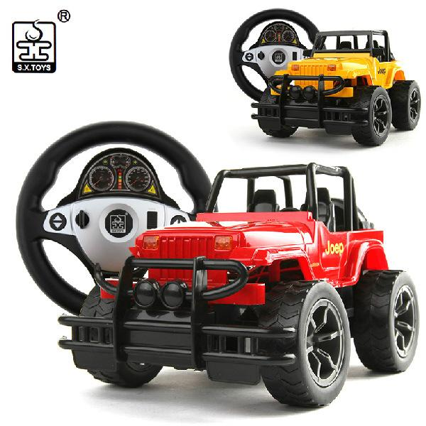 Gravity Steering Wheel Children S Toy Car Remote Control Car Full