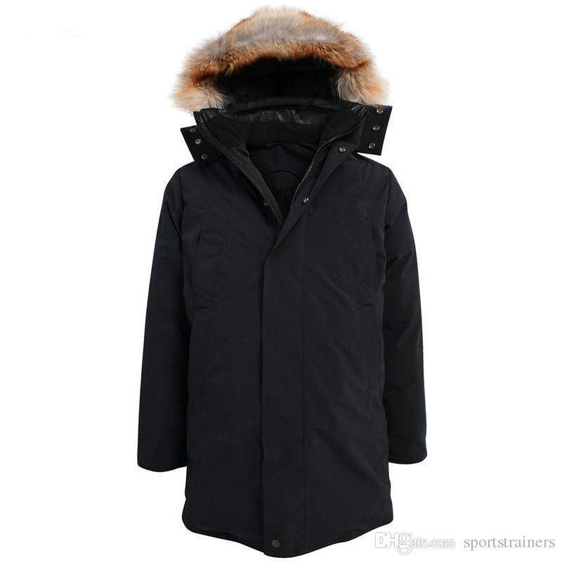 2017 2016 Cmfr Gormley Parka Cmfr Men Down Coats With Fur Collar ...