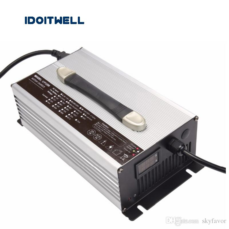 Accessories & Parts Consumer Electronics Customized 1200w Series 12v 50a 24v 30a 36v 20a 48v 20a 60v 15a 72v 12a Battery Charger For Lead Acid Lithium Or Lifepo4 Battery