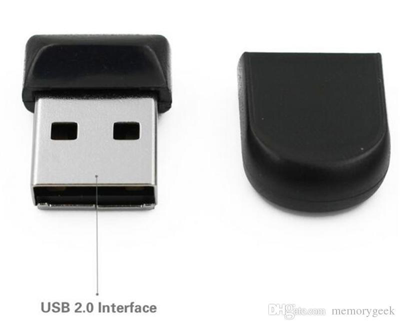 ePacket/post 100% Real Capacity 2GB 4GB 8GB 16GB 32GB 64GB 128GB 256GB mini USB Flash Drive Memory Stick with OPP Packaging