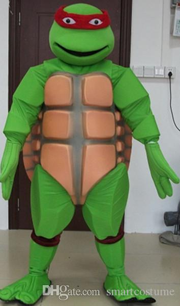 Adult ninja turtle costume