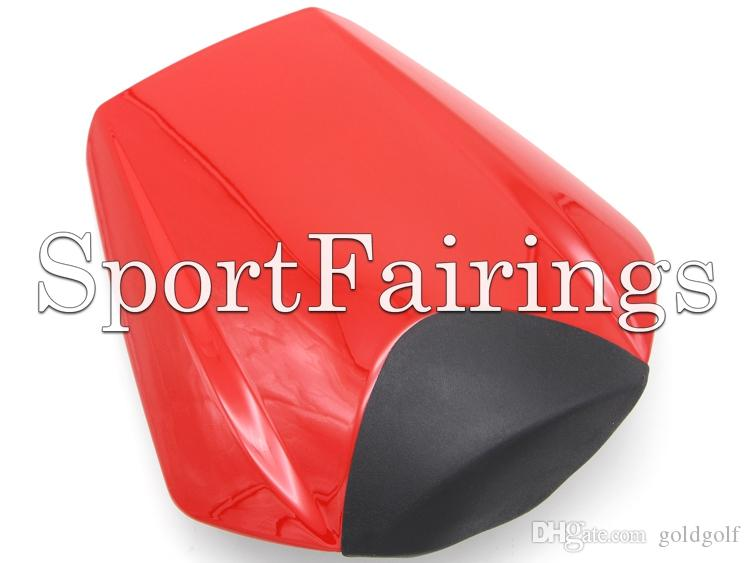 Motorcycle Seat Cowl Back Cover For Honda CBR1000RR 08 09 10 11 12 13 14 2008 - 2014 Injection ABS Plastic Fairing Seat Cover Red White New