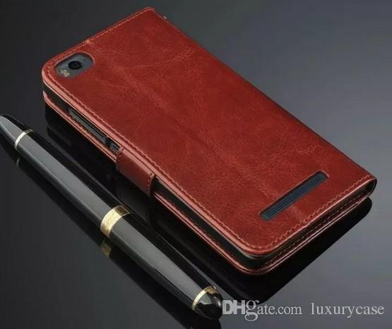 Новое прибытие кошелек для Xiaomi 4I 4C чехол роскошные красочные оригинальный флип кожаный чехол для Xiaomi MI 4I M4I MI4I 4C