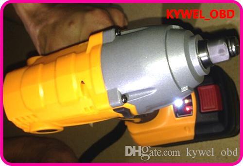 Sıcak Eletronic Tabanca Elektronik Yumru Tabancası Aracı 12 V Kapı Kilidini Makinesi Anahtar Kesme Makinesi Çilingir Araçları