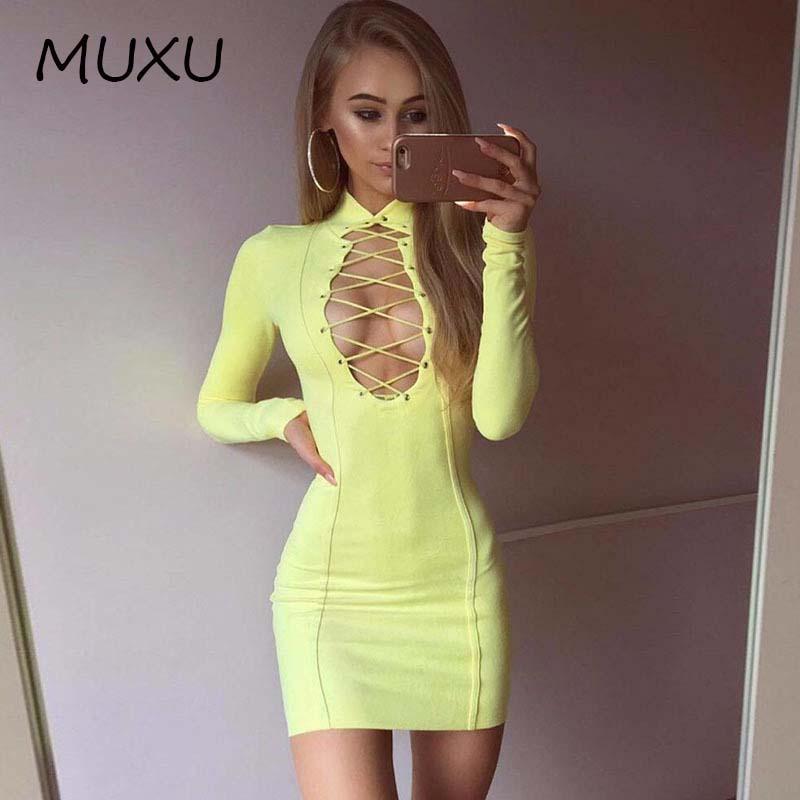 Großhandel Heißer Verkauf Neue Herbst Winter Dress Womens Clothing ...