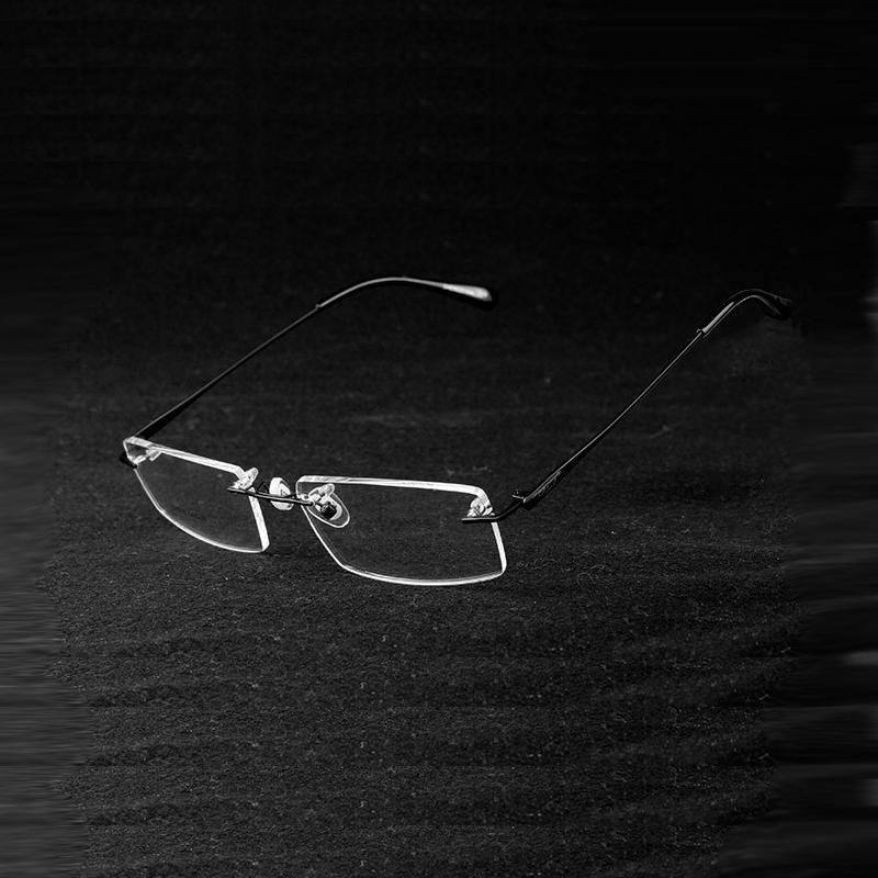 Großhandel Großhandels Randlose Rahmen Brillenfassungen Optische ...