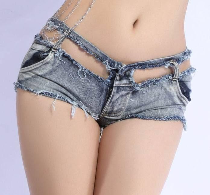 Sexy short jean