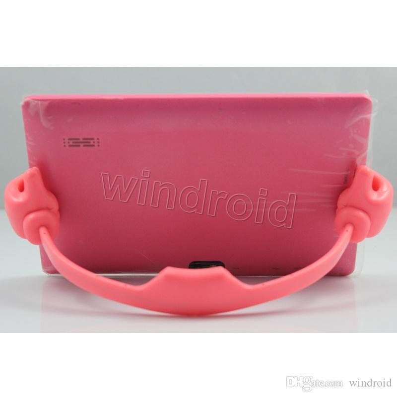 Evrensel başparmak TAMAM Ipad Tablet PC Için Standı Tutucu IPhone i7 i6 6 Artı Samsung S7 Not 7 DHL Ücretsiz kargo perakende kutusu ile 100 adet ucuz