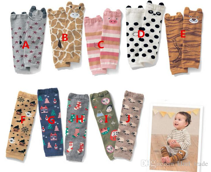 Free Dhl 2016 Baby Christmas Animal Socks Baby Toddler ...